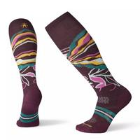 Women's PhD Ski Medium Pattern Sock