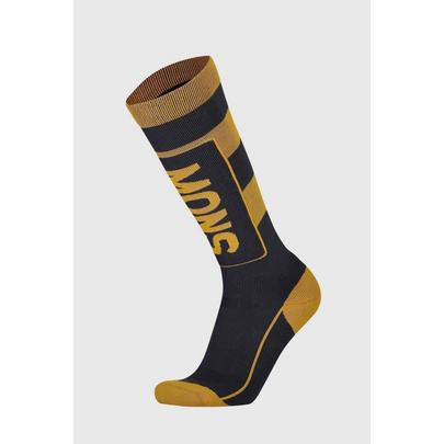Mons Royale Mons Tech Cushion Sock - 2020 - 9 Iron Gold
