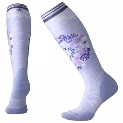Smartwool Women's PHD Ski Light Elite Pattern Sock