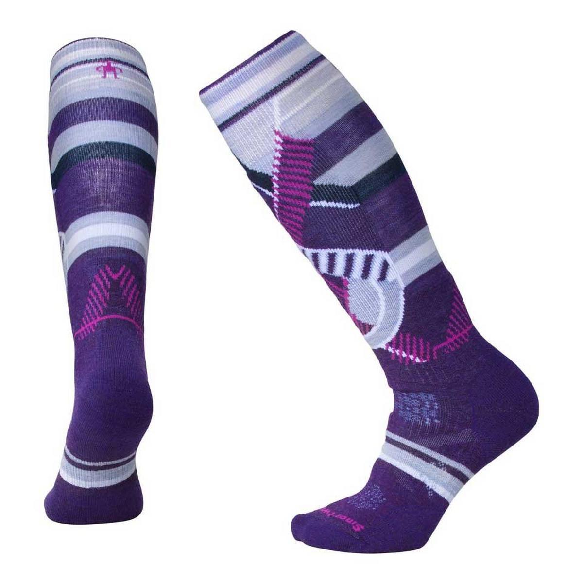 Smartwool Women's PhD® Ski Medium Pattern Sock