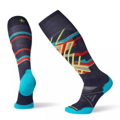 Smartwool PhD Ski Medium Pattern Sock