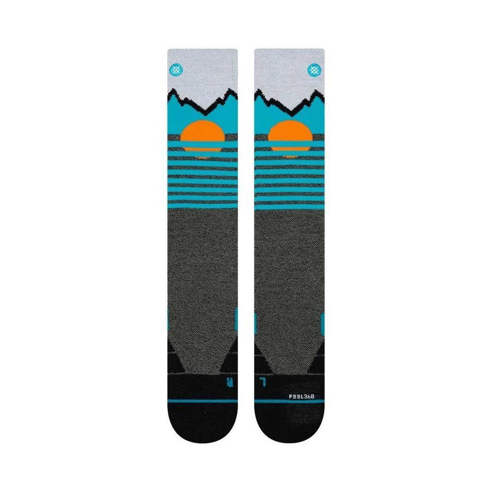 Stance SKI Socks Men's Snow Dawn Patrol Blue