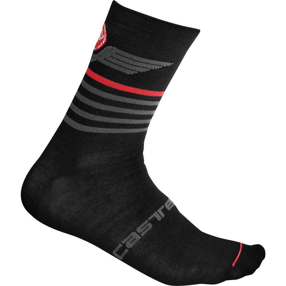 Castelli Men's Lancio 15 Sock