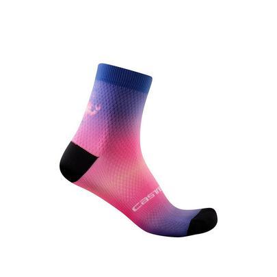 Castelli Women's Gradient 10 Sock - Lapis Blue