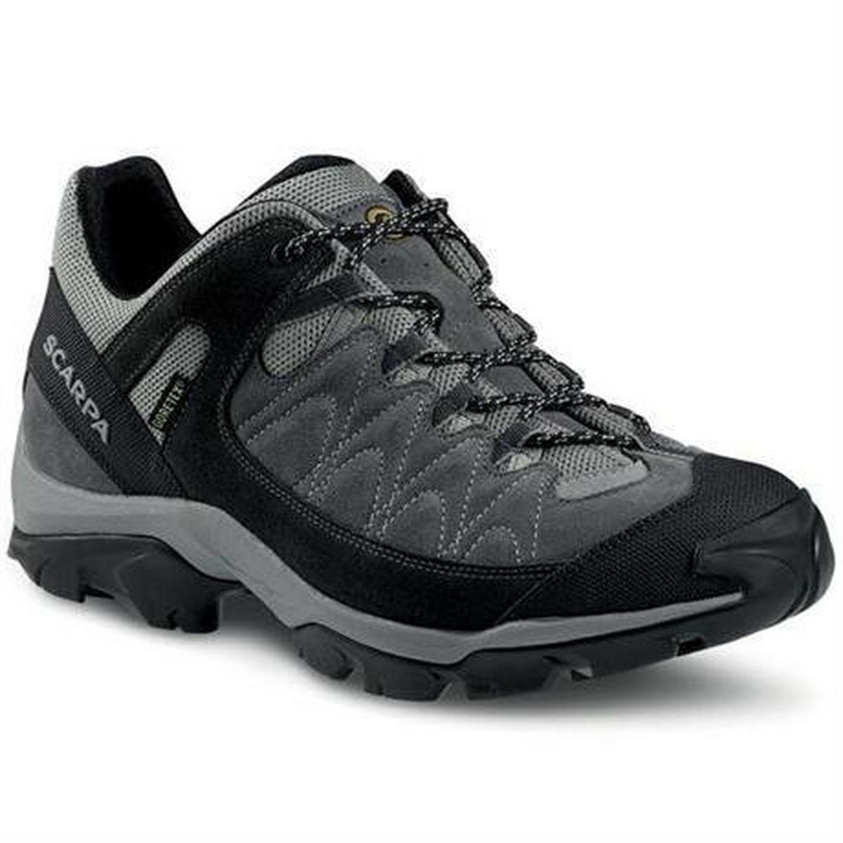 Scarpa Shoes Men's Vortex GTX Anthracite/Smoke