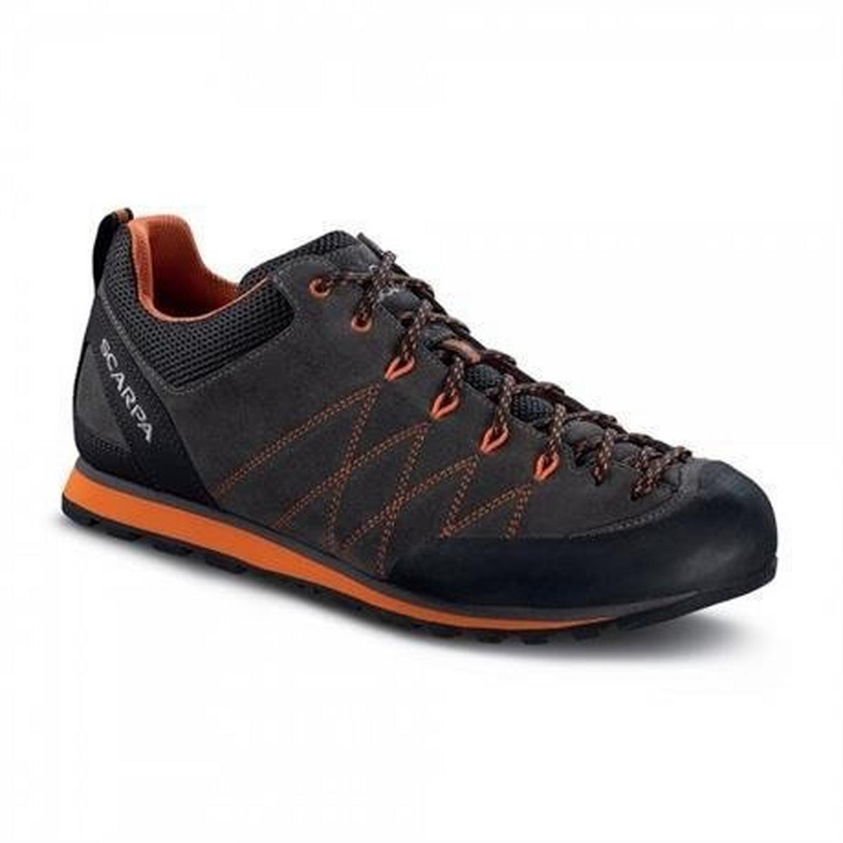 Scarpa Approach Shoes Men's Crux Shark/Tonic