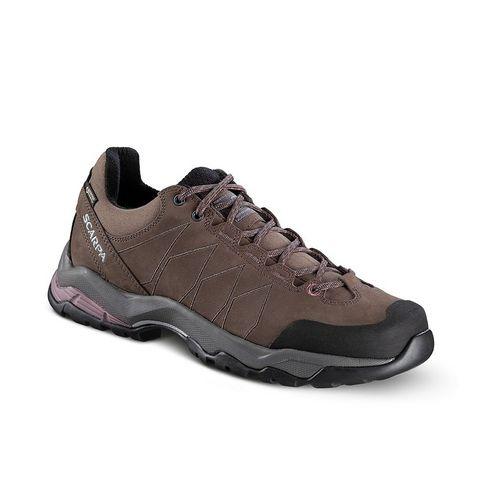 c4f9e8f019c399 Brown Scarpa Women s Moraine Plus GTX Shoe