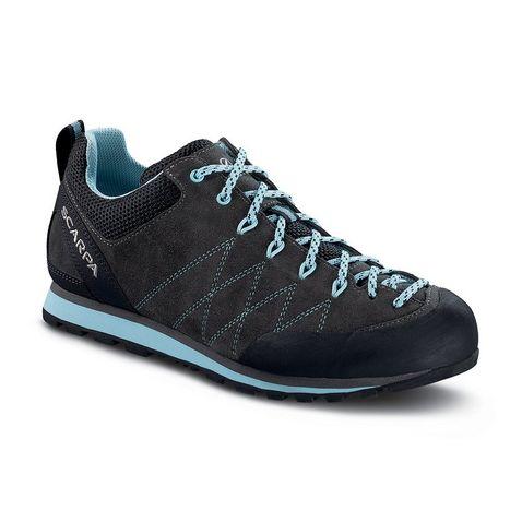 7df06362715fe9 Blue Scarpa Women s Crux Shoe