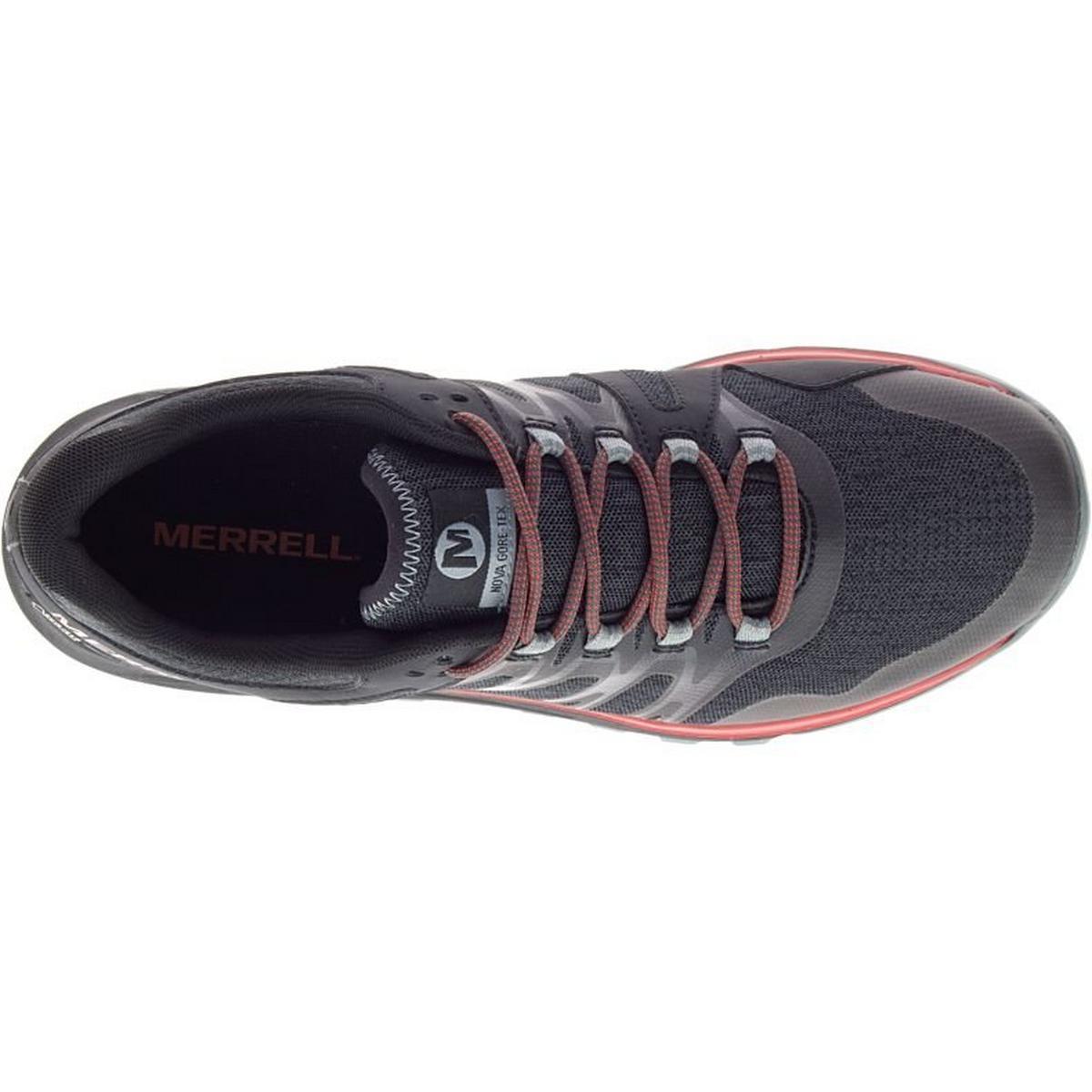 Merrell Shoes Men's Nova GTX Black