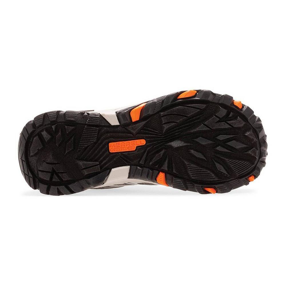 Merrell Boy's Moab FST Low Waterproof Approach Shoe