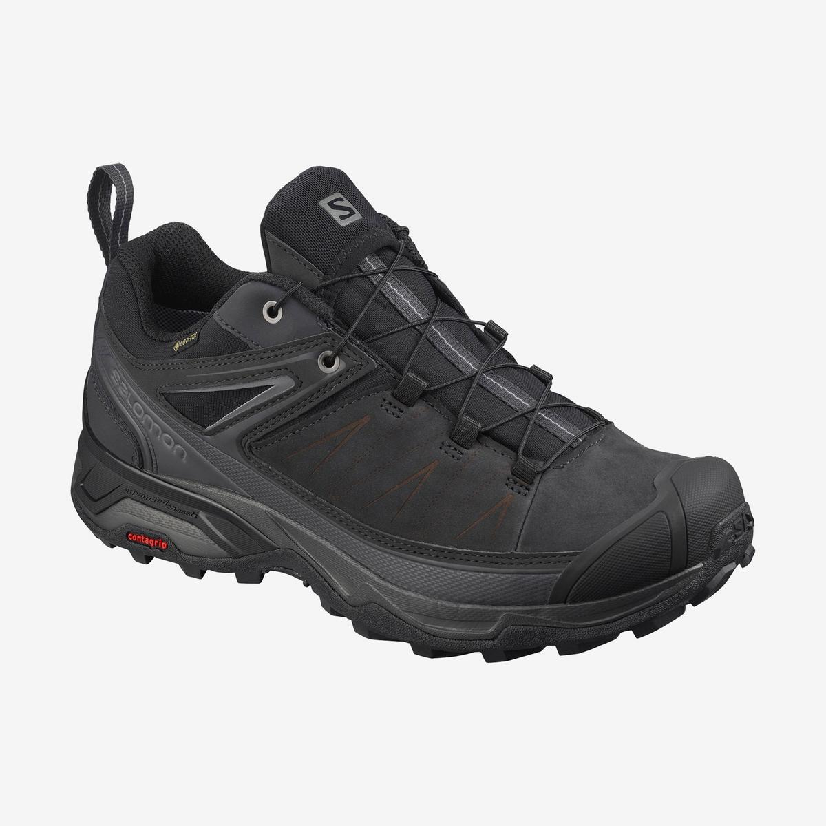 Salomon Shoes Men's X Ultra 3 LTR GTX Phantom/Magnet/Shade