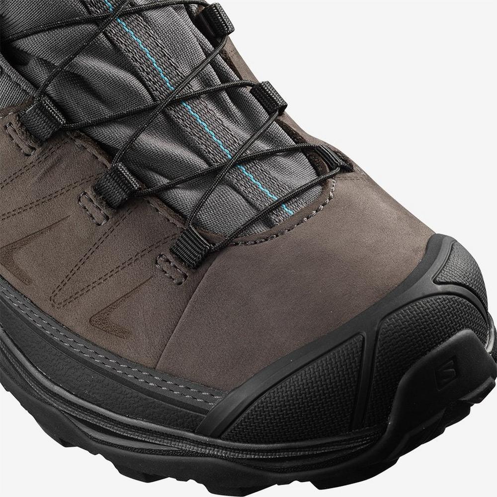 Salomon Shoes Women's X Ultra 3 LTR GTX Magnet/Phantom/Bluebird