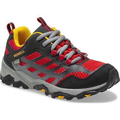 Merrell Kids Moab FST Low Waterproof Shoes