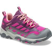Kids Moab FST Low Waterproof Walking Shoe