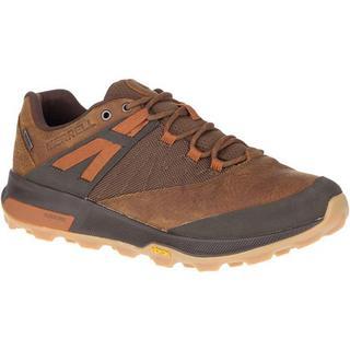 Men's Merrell Zion GTX Shoe - Brown