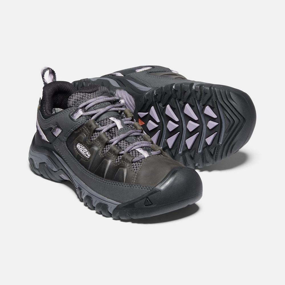 Keen Women's Keen Targhee III Waterproof Shoe - Black