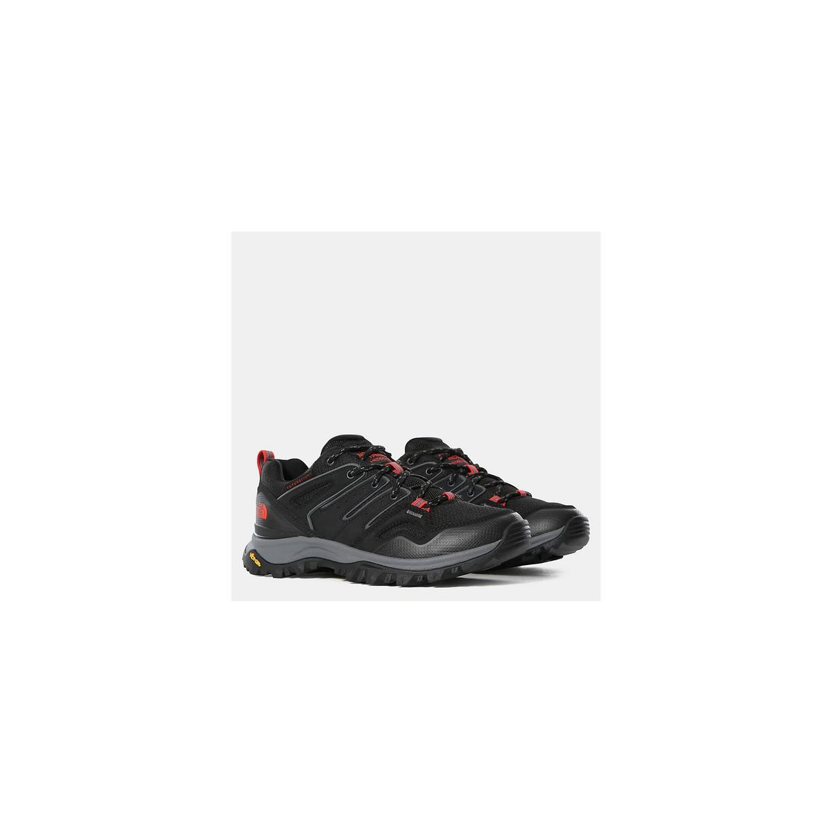 The North Face Women's Hedgehog Futurelight Shoes - TNF Black/Horizon Red