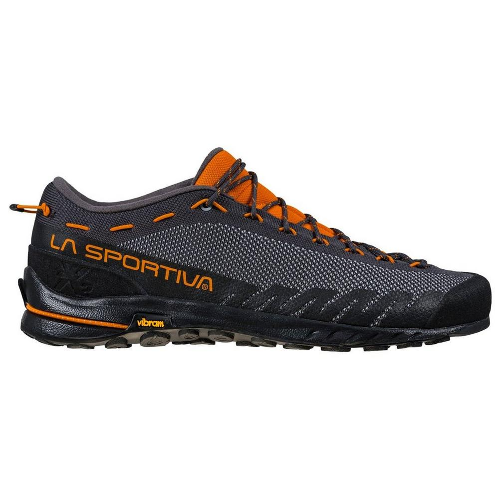 La Sportiva Men's TX2 - Carbon / Maple