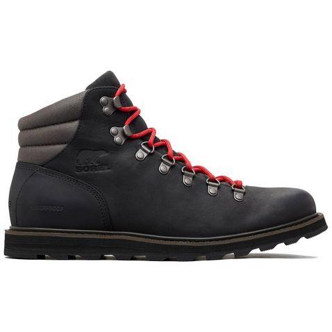db1213c1b35 Black Sorel Madson Hiker Waterproof Boot ...