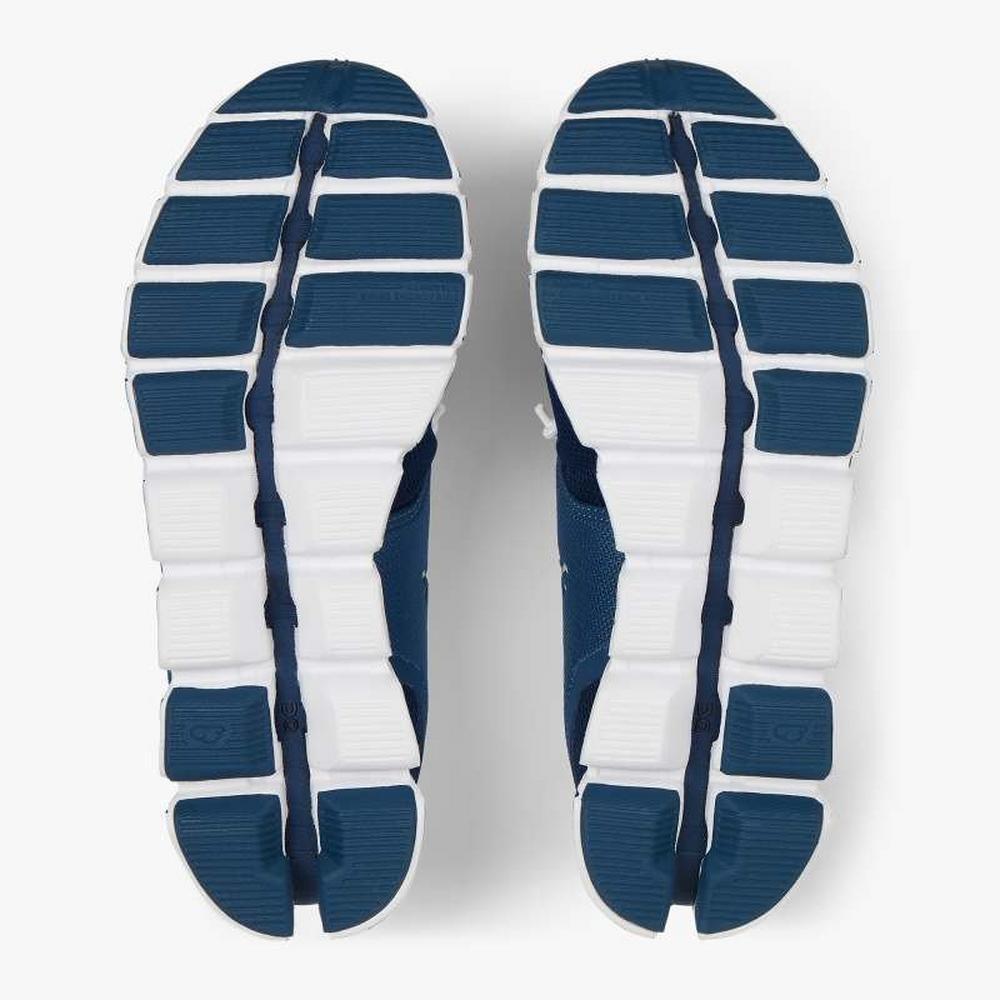 On Women's Cloud Running Shoe - Navy