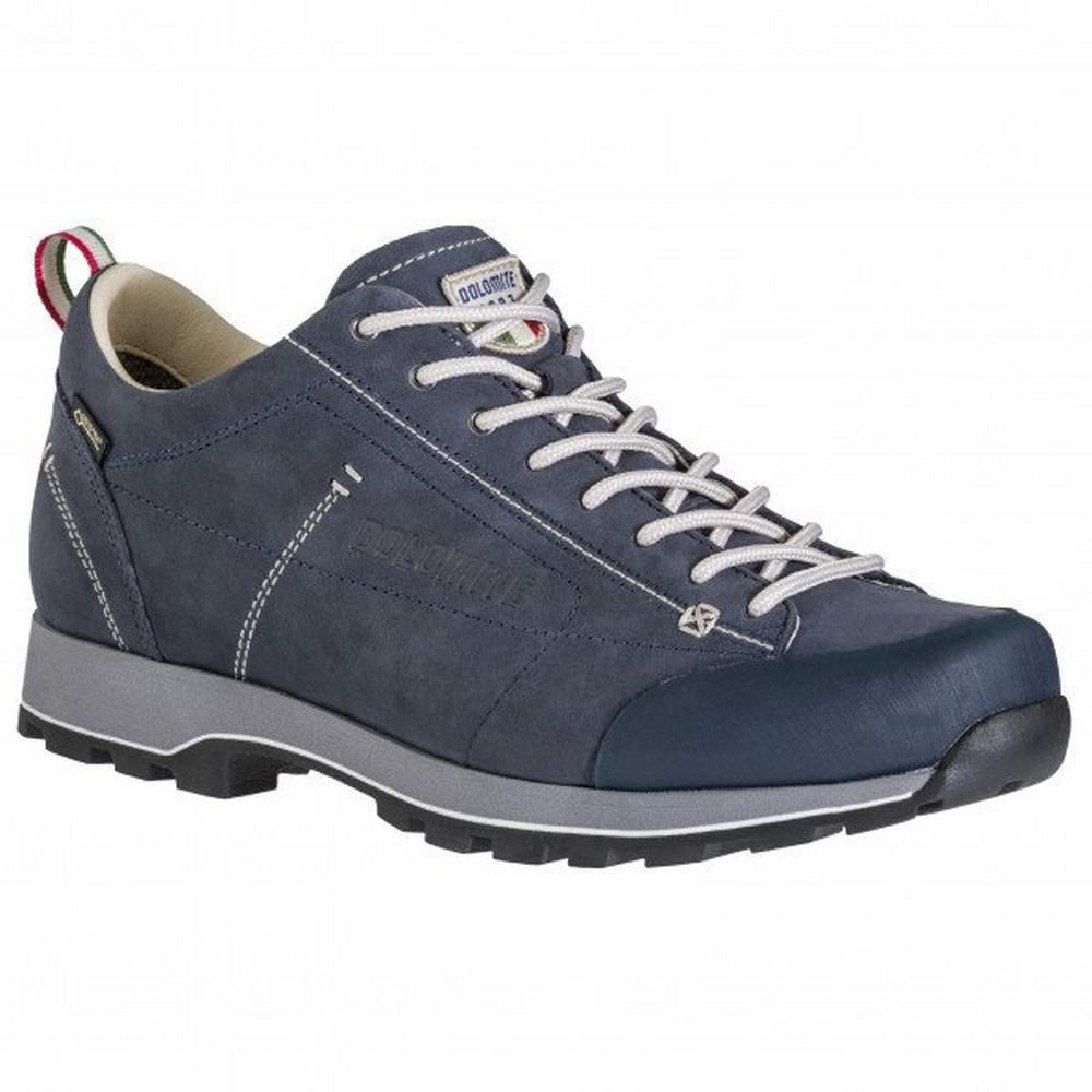 Dolomite Men's Cinquantaquattro Low FG Gore-Tex Shoe - Blue Navy