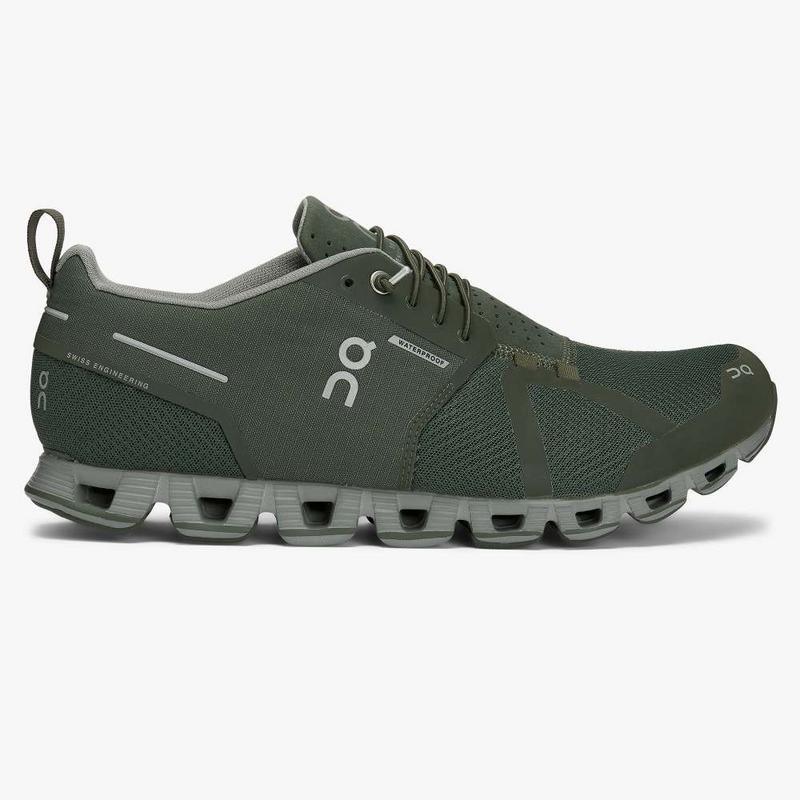 Cloud Waterproof Shoe - Green
