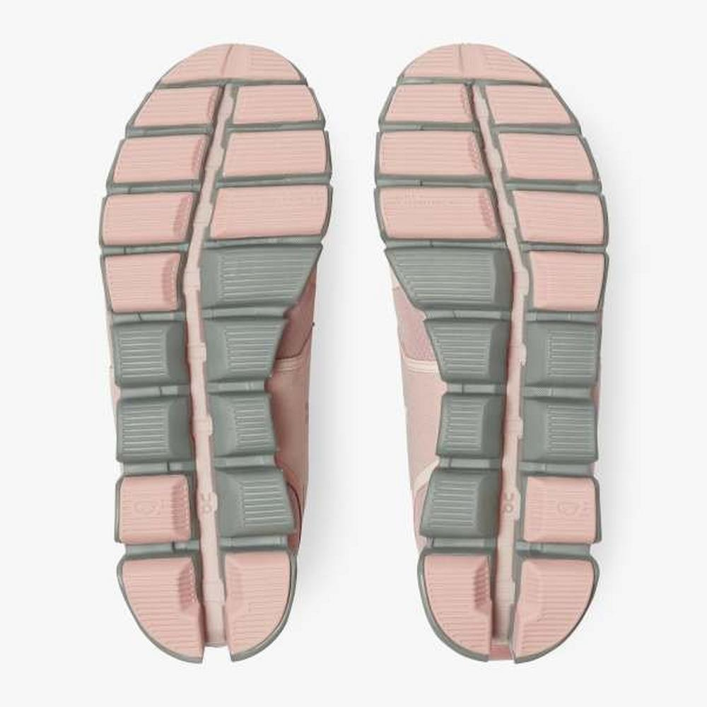 On Women's Cloud Waterproof Shoe - Pink