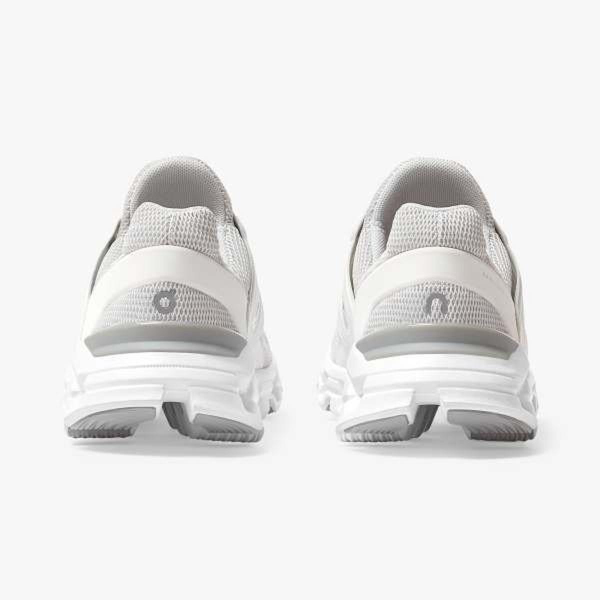 On Women's Cloudswift Running Shoe - Glacier White