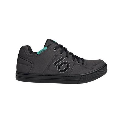 adidas Five Ten Men's Freerider Primeblue MTB Shoe - Solid Grey/ Grey Three/ Acid Mint