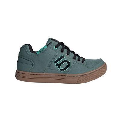 adidas Five Ten Women's Freerider Primeblue MTB Shoe - Avid Mint/ Hazy Emerald