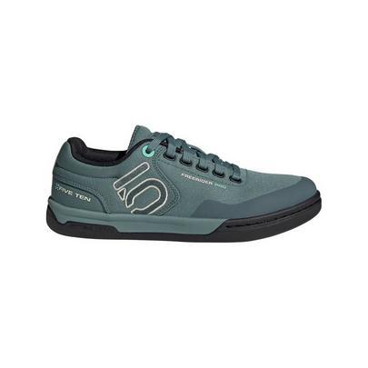 adidas Five Ten Women's Freerider Pro Primeblue MTB Shoe - Avid Mint/Hazy Emerald