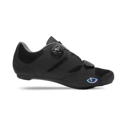 Giro Women's Savixx II Road Cycling Shoe - Black