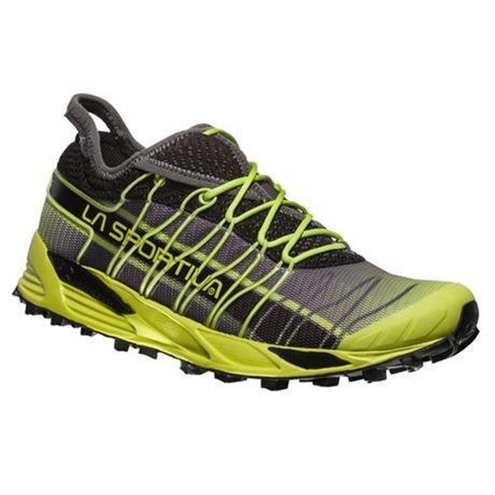 La Sportiva Shoes Men's Mutant Apple Green/Carbon