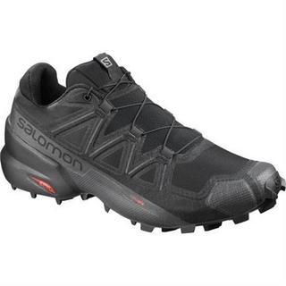 Shoes Men's Speedcross 5 Wide Black/Phantom