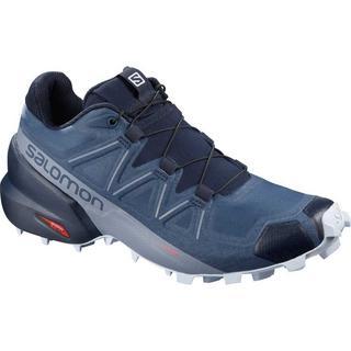 Shoes Women's Speedcross 5 Wide Sargasso Sea/Navy