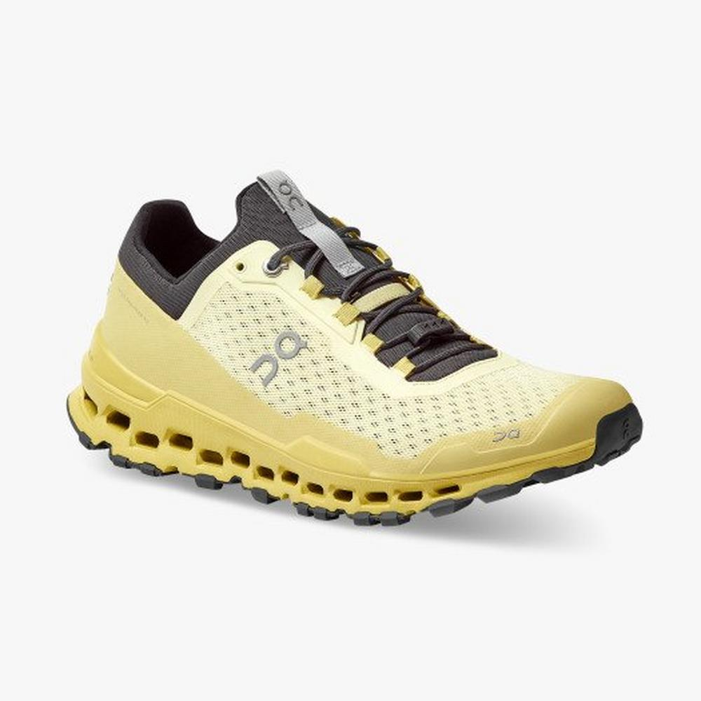 On Men's Cloudultra - Limelight Eclipse