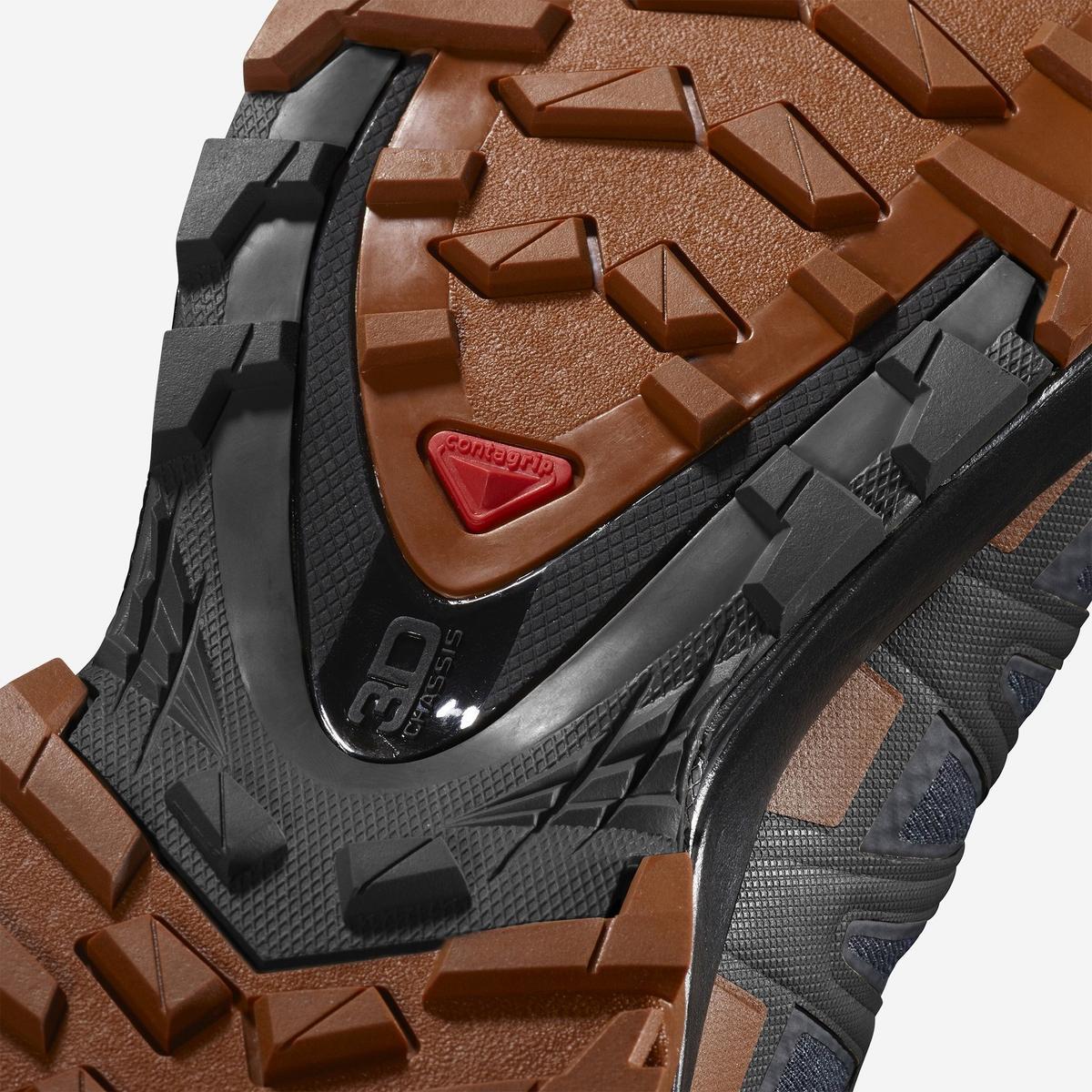 Salomon Men's XA Pro 3D V8 GTX - Caramel