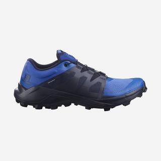 Men's Wildcross Trail Running Shoes - Palace Blue/ Night Sky