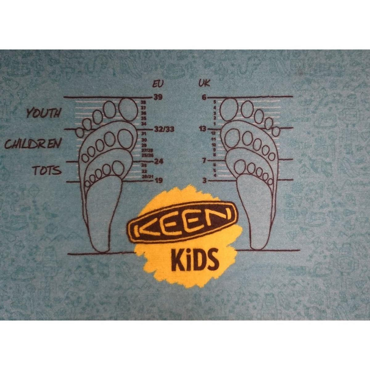 Keen Sandals Children's Moxie CHILD Purple Wine/Nasturtium