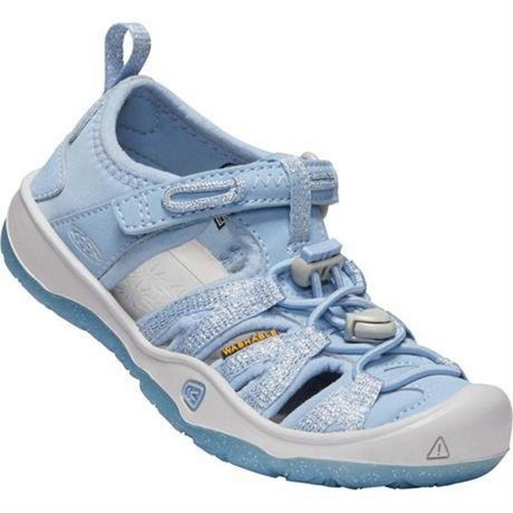 Keen Kids' Kid's Moxie CHILD Powder Blue/Vapour Sandal