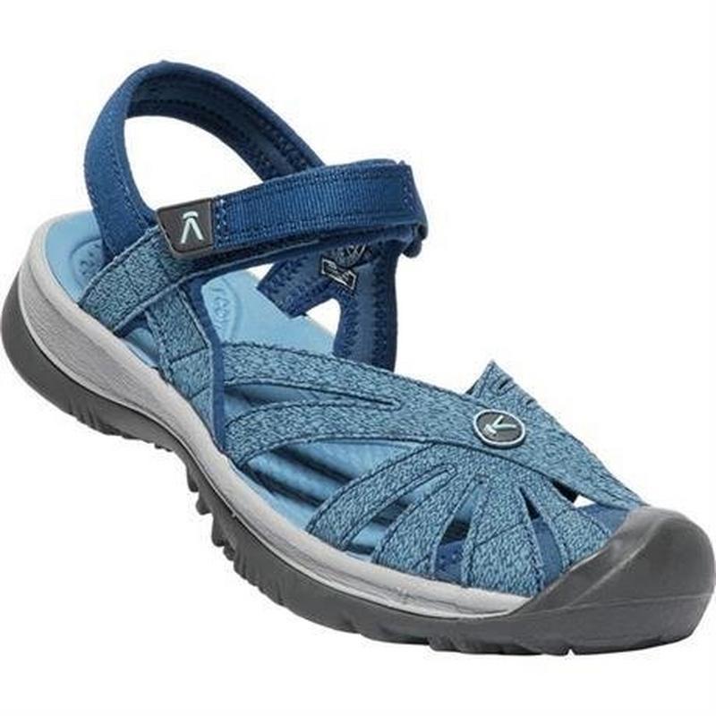 Women's Rose Sandal - Blue Opal/ Provincial Blue