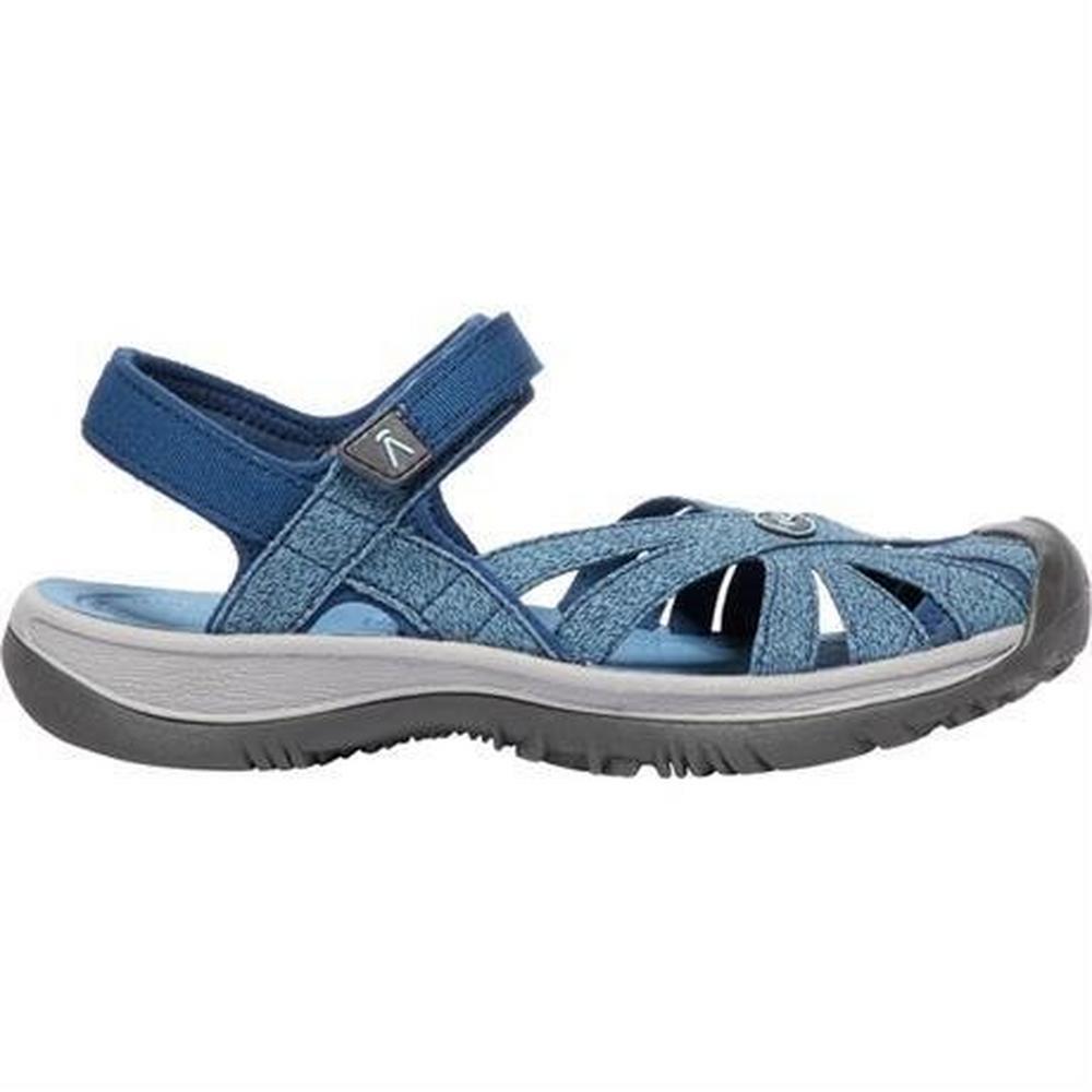 Keen Women's Rose Sandal - Blue Opal/ Provincial Blue