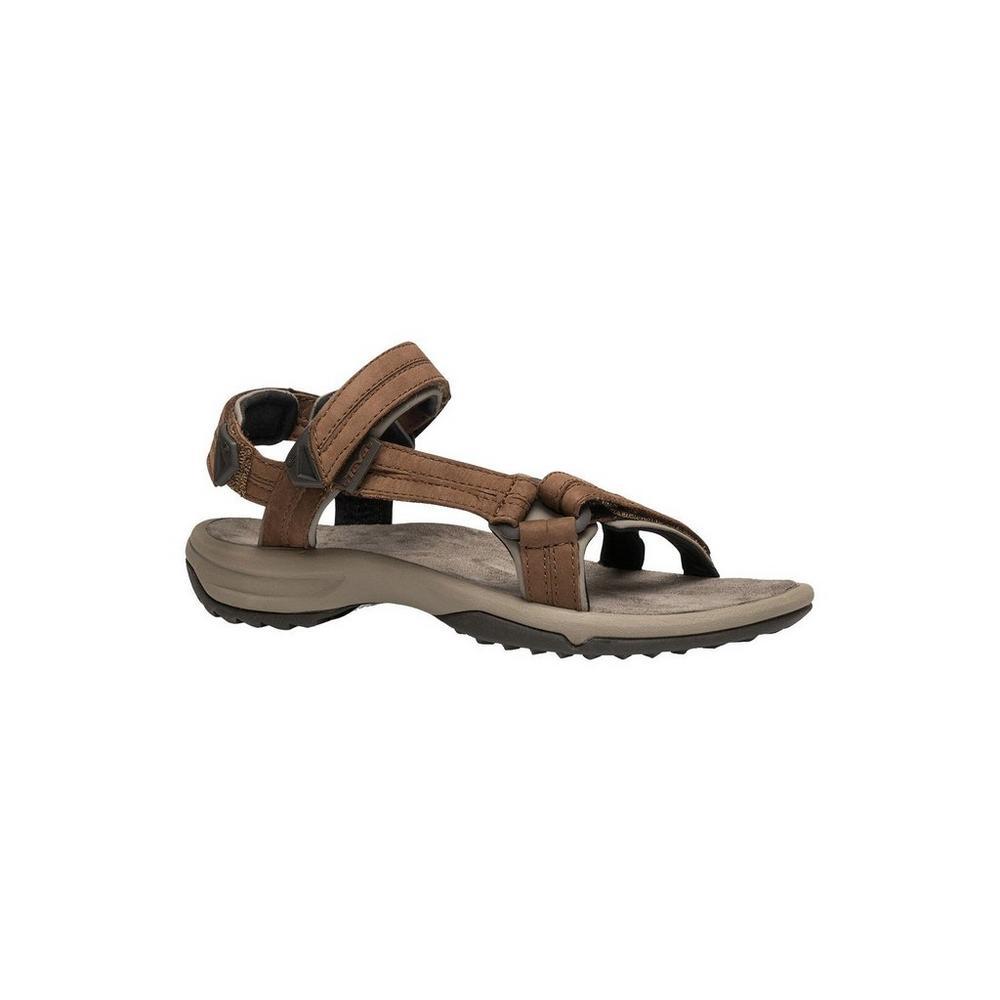 Teva Sandals Women's Terra Fi Lite Leather Brown