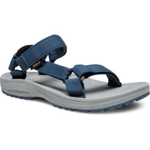 8ffe4acda155 Navy Teva Men s Winsted Solid Sandal ...
