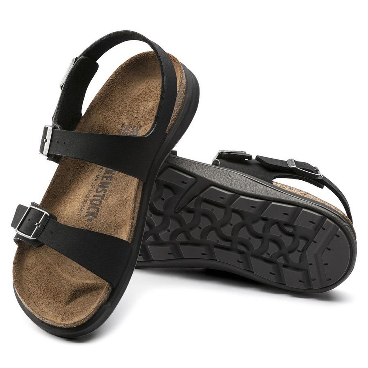 Birkenstock Women's Sonora CT Nubuck Sandal