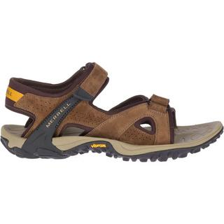 Men's Kahuna 4 Strap Sandal - Brown