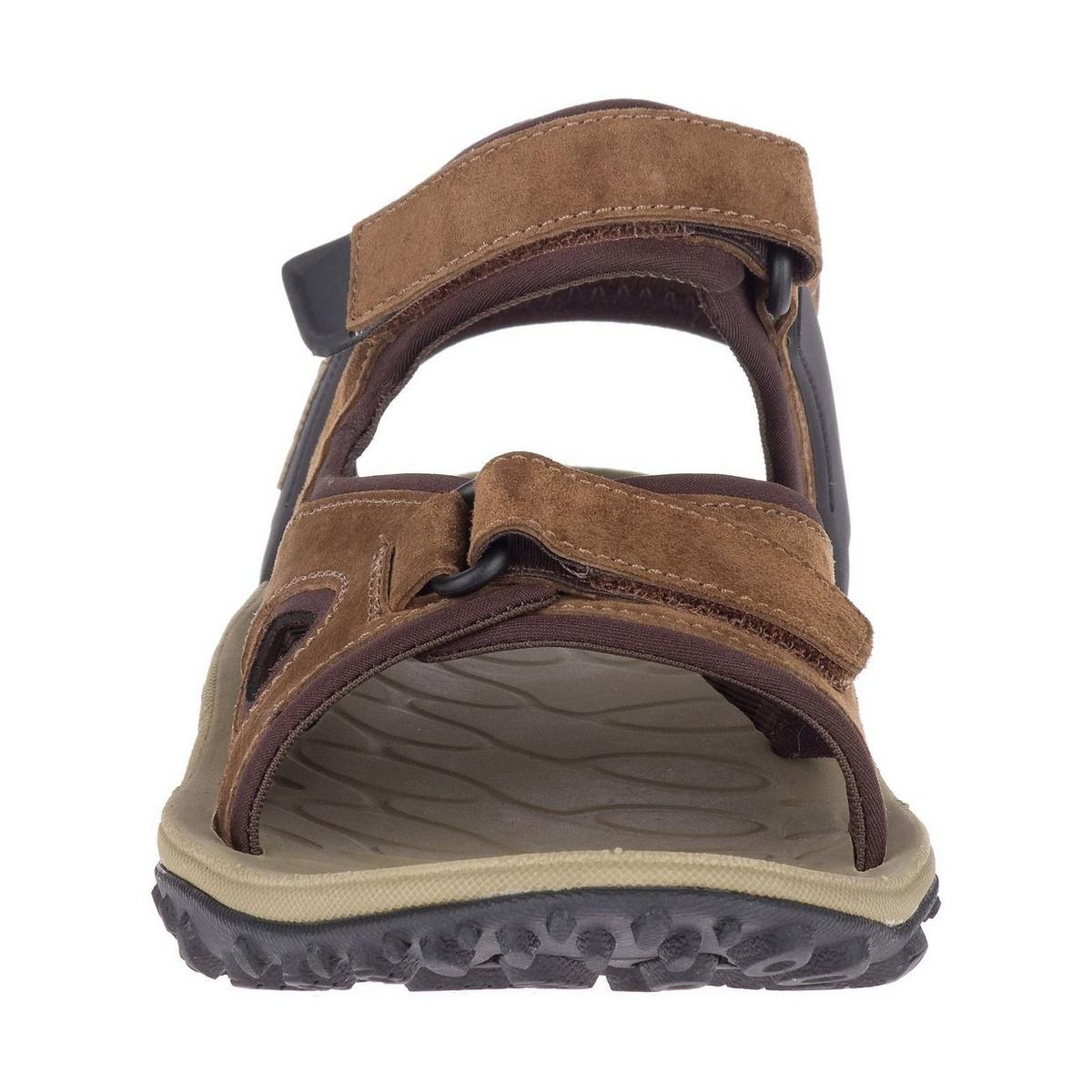 Merrell Men's Kahuna 4 Strap Sandal - Brown