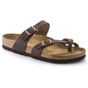 Women's Mayari Thong Oiled Leather Sandal
