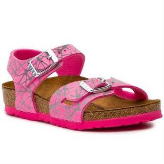 Sandals Kid's Rio Pink Reflective