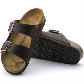 Sandals Arizona Regular Habana/Oiled Leather